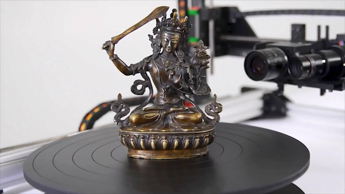 Українці на Kickstarter зібрали 22 тис. $ на створення найточнішого у світі 3D-сканера