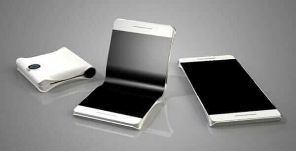 На Тайвані розробили перший у світі гнучкий смартфон