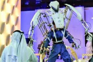 Технології В Японії почали масове виробництво екзоскелетів екзоскелет новина роботи японія