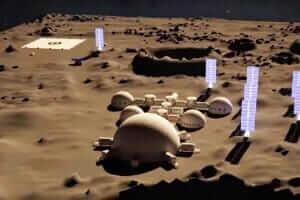 Технології Україна побудує власну базу на Місяці космос Місяць новина у світі україна