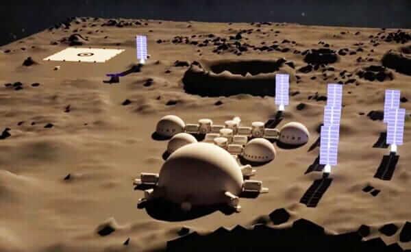 Україна побудує власну базу на Місяці
