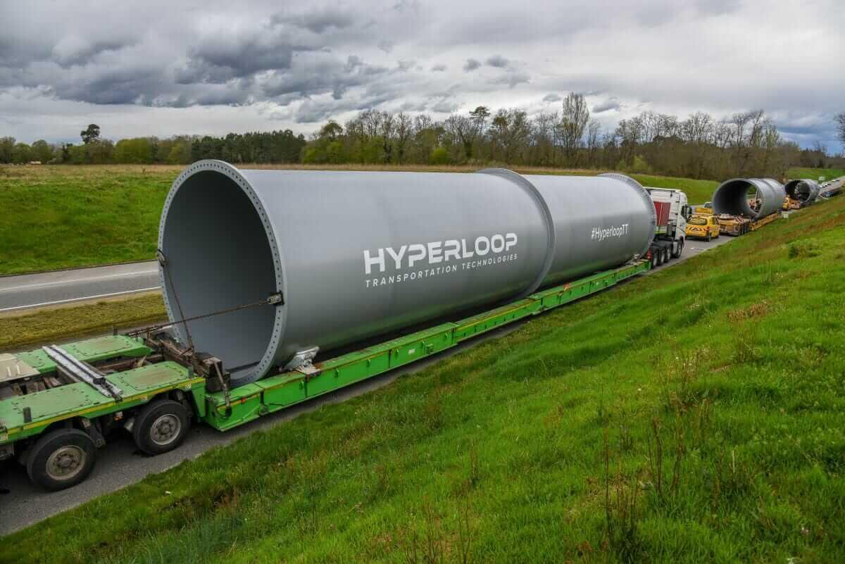 2019 року в Дубаї та Абу-Дабі запустять перший маршрут Hyperloop TT