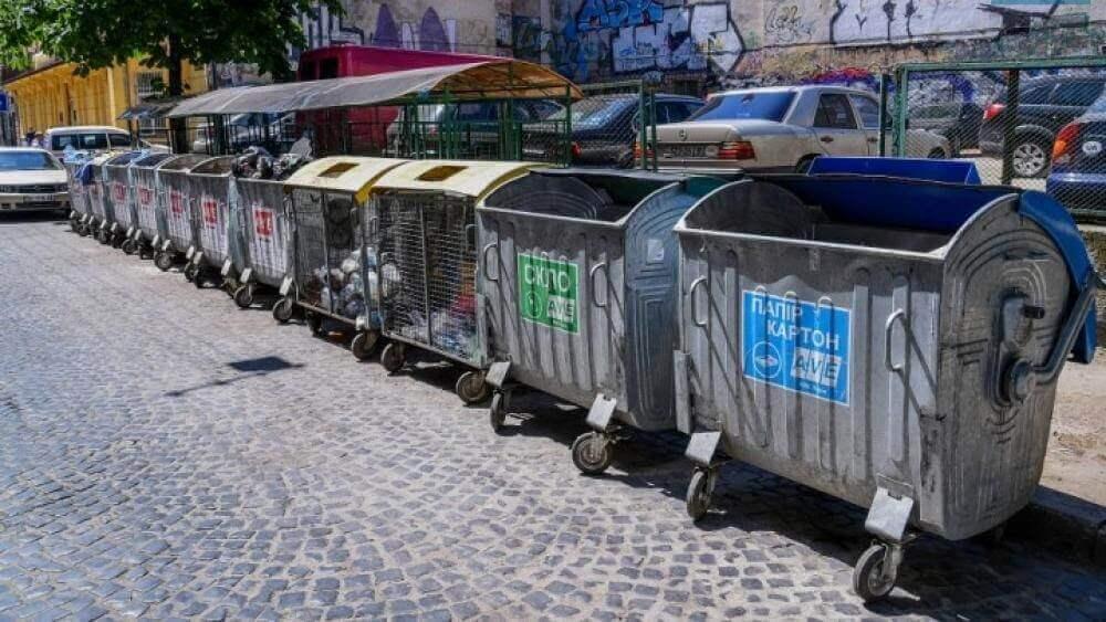 У Львові створили додаток, через який можна повідомити про сміття на вулиці