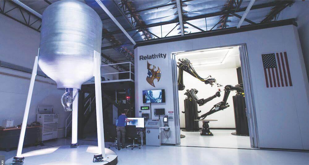 3D-принтер для друку ракет отримав перші 35 млн $ інвестицій