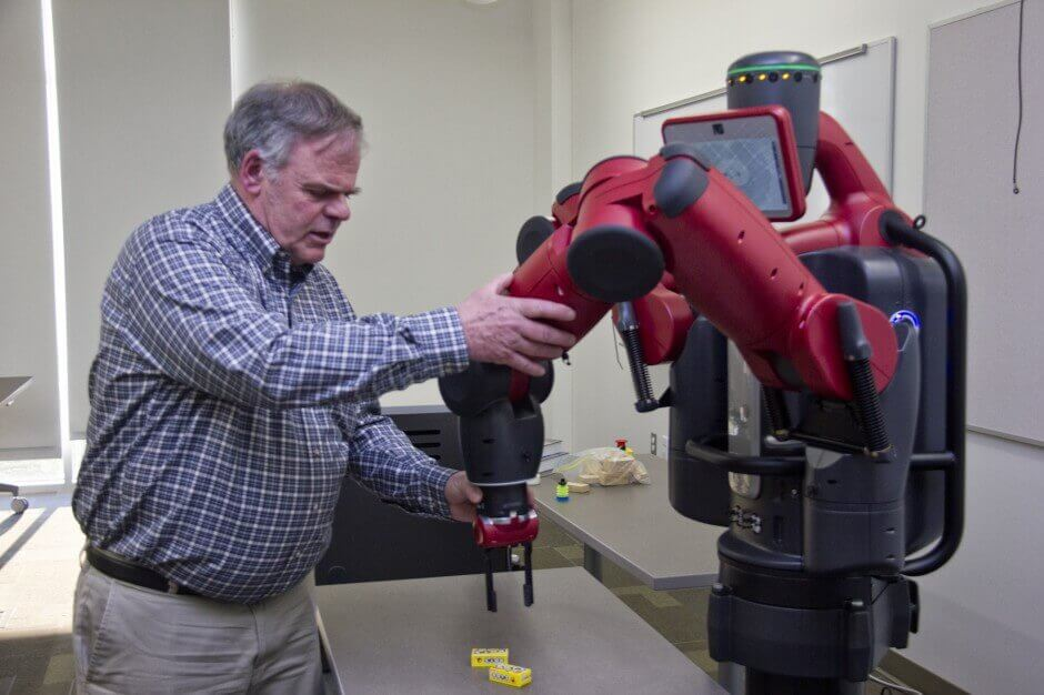 В Австралії створили робота, який вчиться, дивлячись на людину