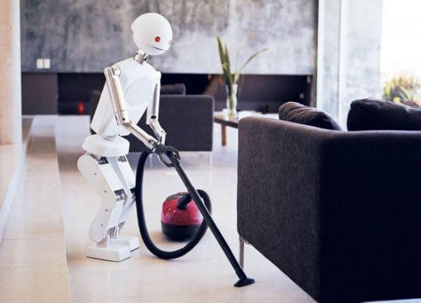 Amazon створить робота, який прибиратиме вдома