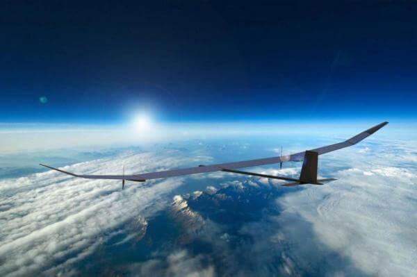 В Британії створять дрон, що зможе перебувати у повітрі протягом року