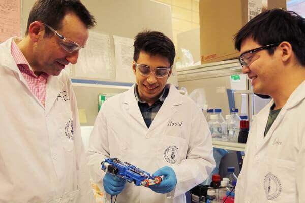 Вчені навчились друкувати шкіру на 3D-принтері