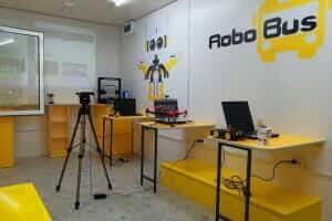 Життя В Україні запрацює мобільна лабораторія робототехніки, де можна буде вивчати програмування новина Освіта Програмування роботи україна