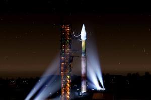 Технології Зонд NASA пробурить свердловину на Марсі falcon nasa SpaceX космос марс ракета