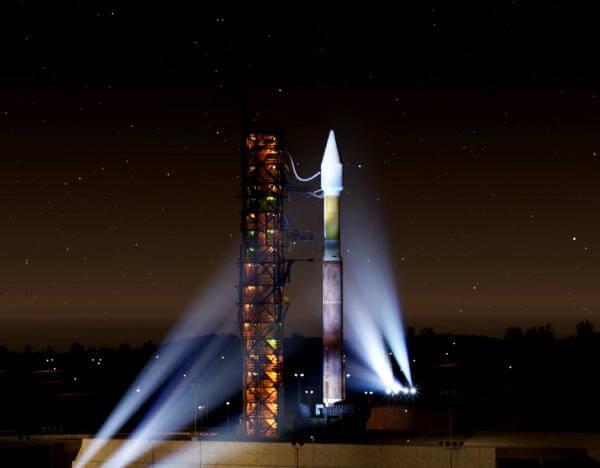 Зонд NASA пробурить свердловину на Марсі