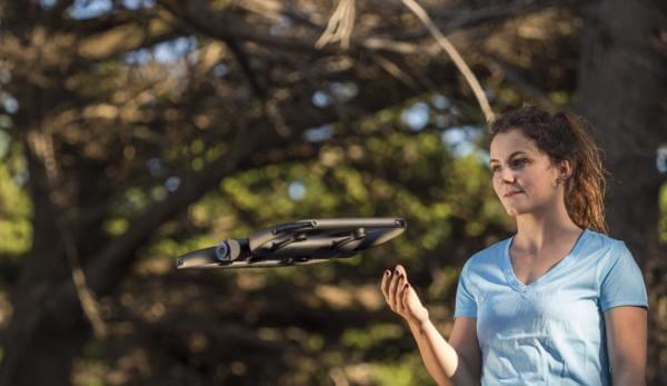 Дрон зі штучним інтелектом сам визначатиме маршрут польоту