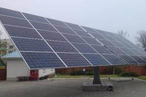 Технології Український десятикласник створив унікальну систему, що підвищує ефективність сонячних батарей енергетика зроблено в Україні новина україна