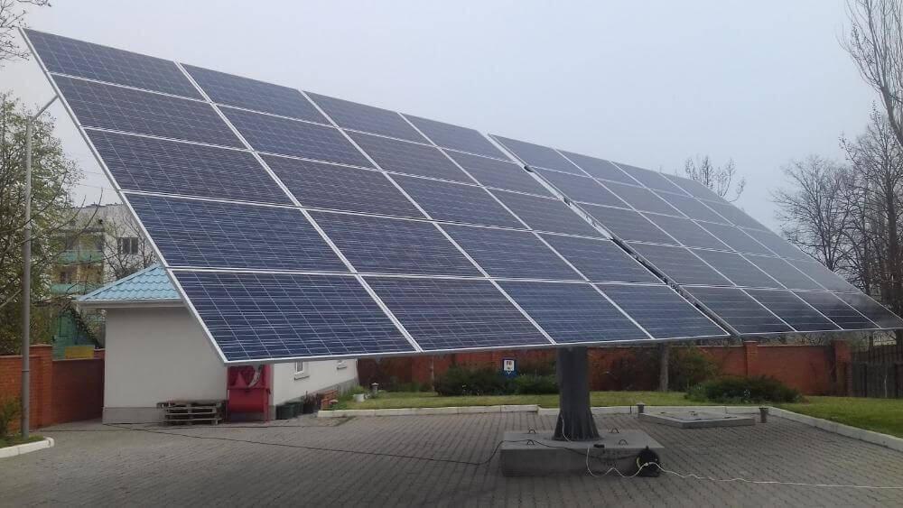 Український десятикласник створив унікальну систему, що підвищує ефективність сонячних батарей