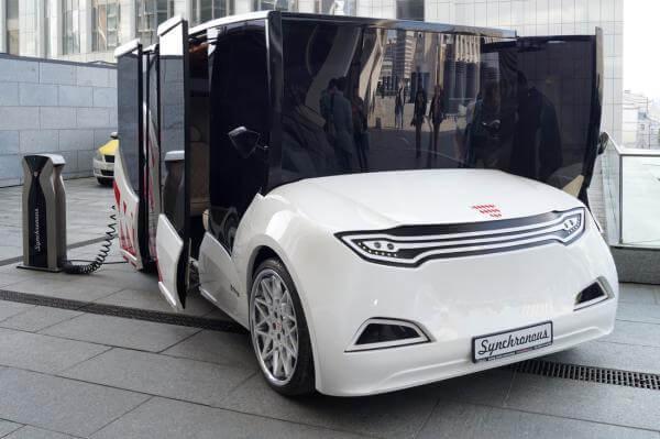 У Івано-Франківську вже цього літа їздитиме туристичний електромобіль з інтерактивним аудіогідом
