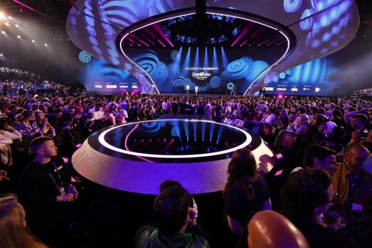 Де і як дивитися перший півфінал Євробачення-2018