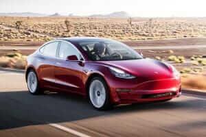 Технології Конкуренти порахували, скільки заробляє Маск із кожної проданої Tesla Model 3 tesla авто електромобіль ілон маск сша у світі