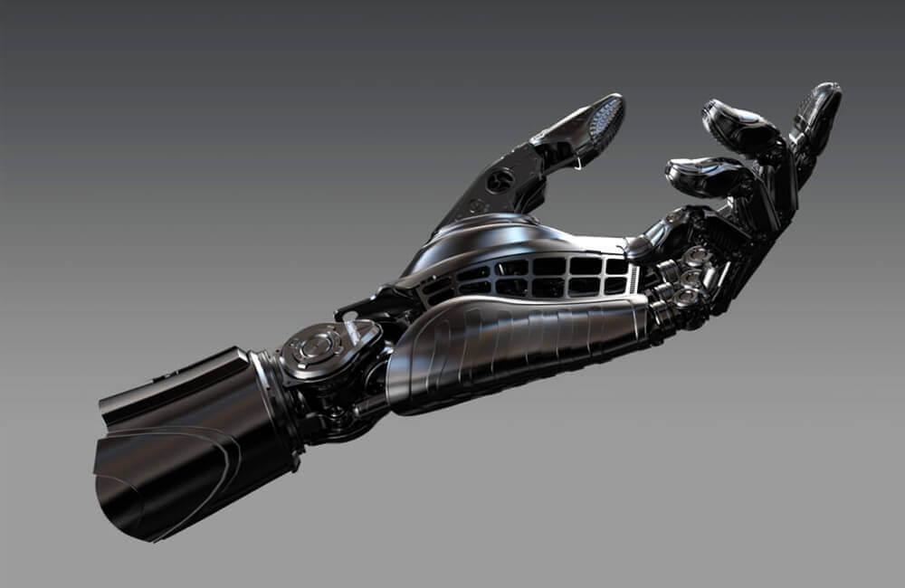 Штучна нервова система дозволить роботам відчувати об'єкти на дотик