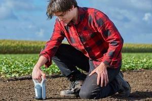 Технології В Україні створили лазерний сканер ґрунту, що допоможе фермерам економити гроші зроблено в Україні новина Сільське господарство Стартап україна