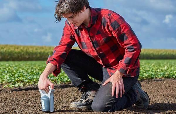В Україні створили лазерний сканер ґрунту, що допоможе фермерам економити гроші