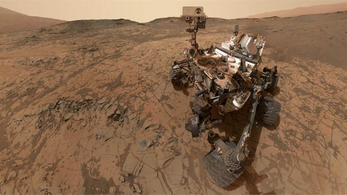 Органічні молекули з Марсу доправлять на Землю після 2020 року