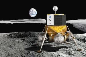 Життя Голова Amazon планує колонізувати Місяць amazon космос Місяць новина сша