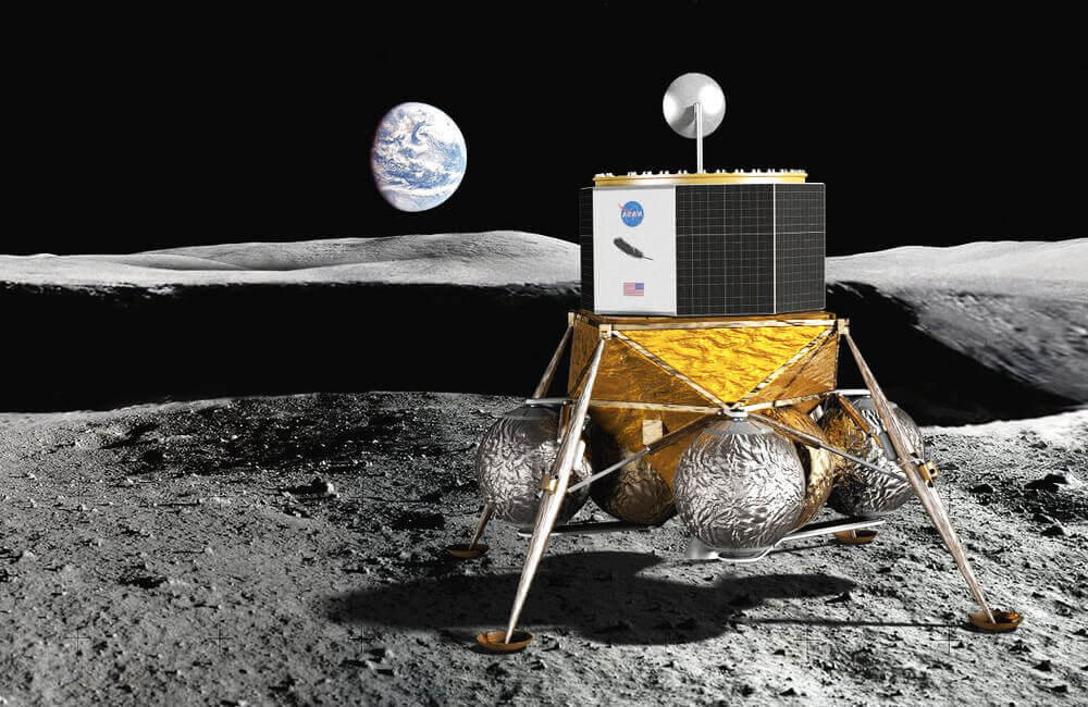 Голова Amazon планує колонізувати Місяць