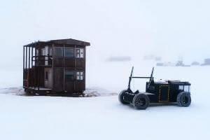 Життя Подружжя з Нідерландів проїде через всю Антарктику на авто з переробленого пластику антарктика екологія електромобіль нідерланди новина транспорт у світі