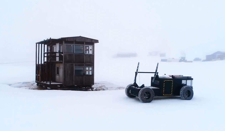Подружжя з Нідерландів проїде через всю Антарктику на авто з переробленого пластику