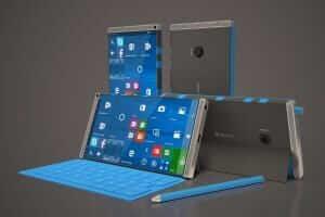 Життя Три екрани — не занадто? Які новинки готує для нас Microsoft microsoft Nokia новина смартфони