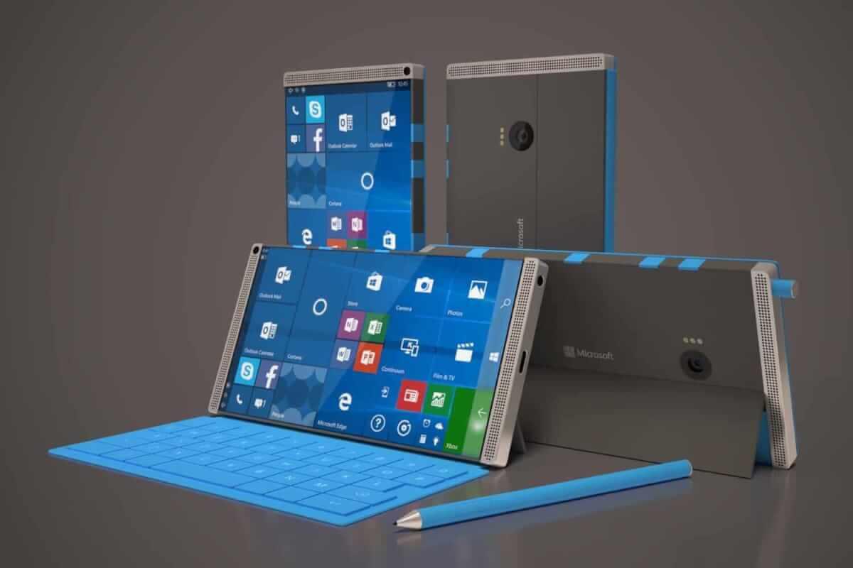 Три екрани — не занадто? Які новинки готує для нас Microsoft