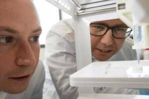 Технології Американські вчені вперше надрукували рогівку ока на 3D-біопринтері 3d здоров'я медицина новина сша