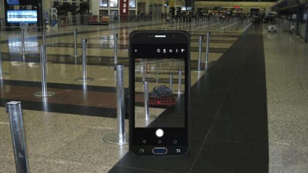 Винайшли чохол для смартфона, що зможе виявляти приховану зброю та вибухівку