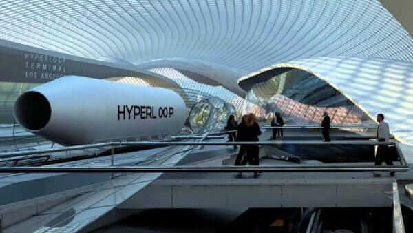 Як працює Hyperloop?