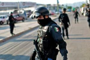 Життя У мексиканському містечку один дрон-поліцейський допоміг заарештувати 500 злочинців безпека дрон мексика новина