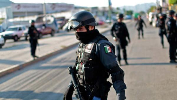 У мексиканському містечку один дрон-поліцейський допоміг заарештувати 500 злочинців