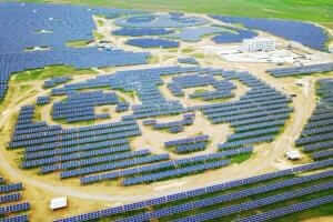 Життя Китай витратить $3 млрд на сонячні електростанції у вигляді величезних панд енергетика кнр у світі