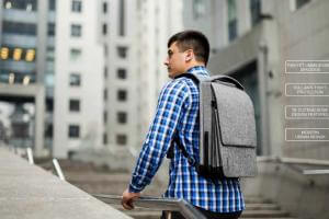 Життя Український рюкзак-трансформер зібрав $30 тис. на Kickstarter за кілька днів Kickstarter зроблено в Україні новина україна