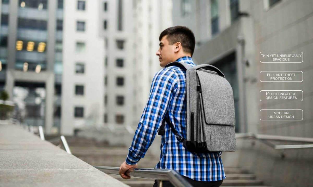 Український рюкзак-трансформер зібрав $30 тис. на Kickstarter за кілька днів
