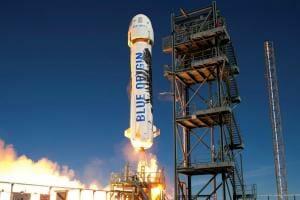 Життя 2019 року почнеться продаж білетів на комерційні польоти в космос космос сша транспорт