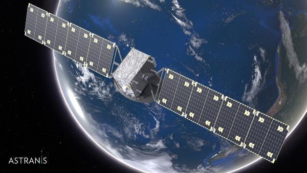 Американський виробник супутників переходить на екологічні двигуни