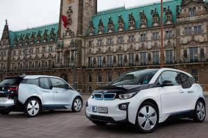Життя Дорогу електрокарам — у Гамбурзі обмежили рух для дизельних авто британія електромобіль європа німеччина новина у світі