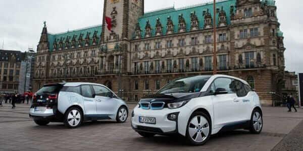 Дорогу електрокарам — у Гамбурзі обмежили рух для дизельних авто