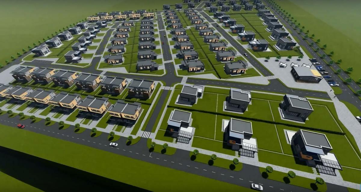 За два роки під Львовом побудують ціле містечко для айтішників