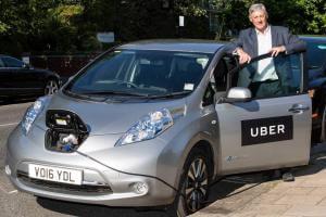Життя Uber доплачуватиме водіям електрокарів uber електромобіль новина сша транспорт