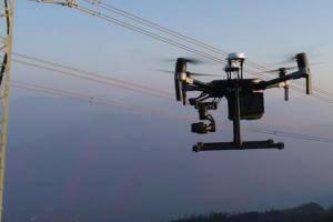 Технології На Дніпропетровщині дрони шукають аварії на лініях електропередач Дніпро дрон новина україна