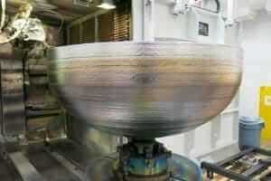 Технології В США на 3D принтері надрукували найбільшу деталь у космічній галузі 3d космос новина сша у світі
