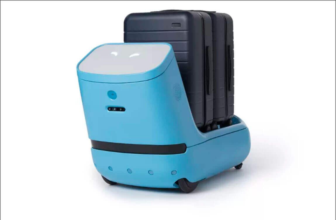 У Нідерландах створили робота, який візьме ваш багаж, а вас посадить на літак