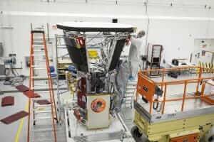 Технології 2019 року NASA відправить перший зонд до Сонця nasa космос новина сша у світі