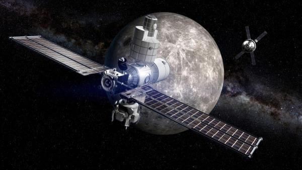 2020 року NASA запустить постійну станцію на орбіті Місяця
